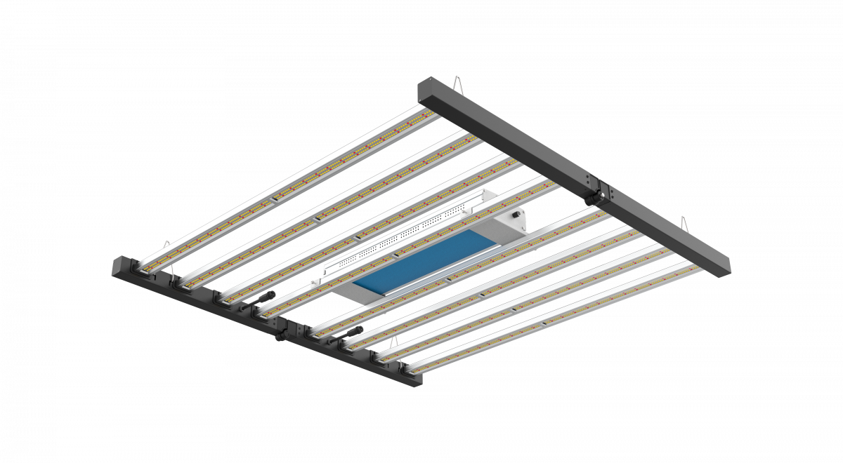 SPLED G7 1000W Foldable LED Grow Light
